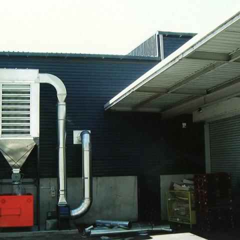 Industry: Kitchen Manufacturer<br /> Filter System Type: Bag filter, Static<br /> Type of Dust: MDF, Wood shavings, Chips<br /> Air Volume: 12,000 m3/h