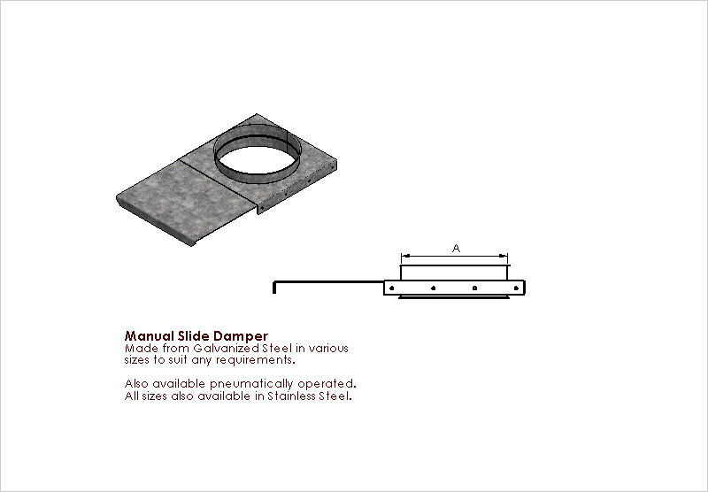 manual-slide-damper