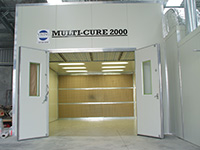 Spray Booth Systems