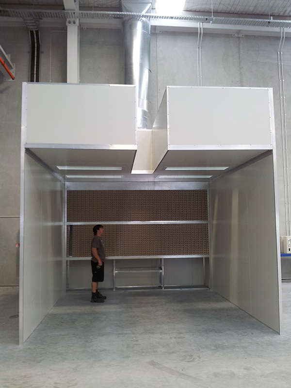 Spray Booth Systems Viking