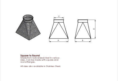 Modular Ducting Components Viking