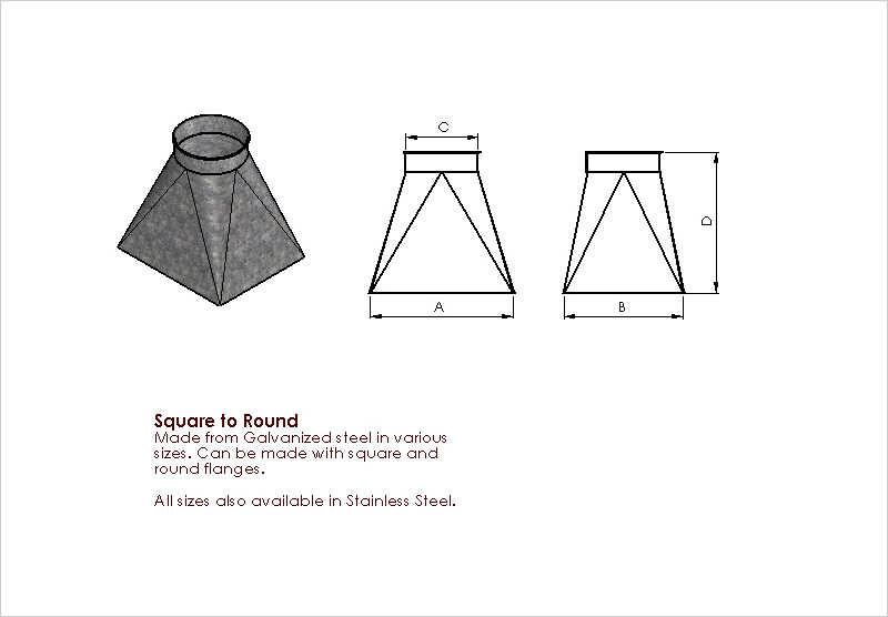 square-to-round